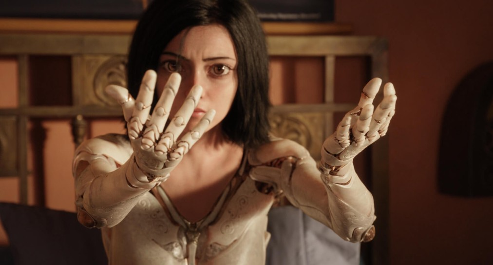 Performance and Selfhood in 'Alita: Battle Angel'