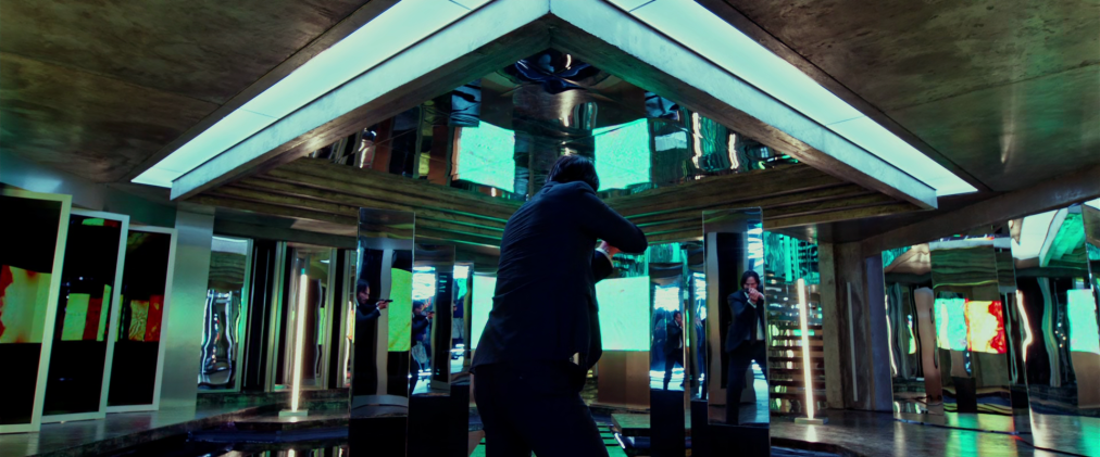 Defining the Box: 'John Wick,' 'Hitman,' and Systemic Spaces